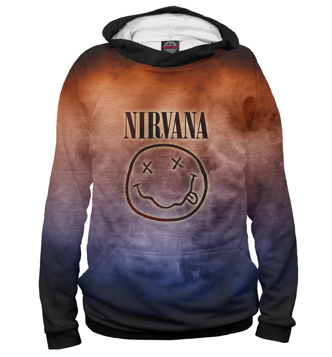 Купить Nirvana, Printbar, Худи, NIR-485465-hud-1