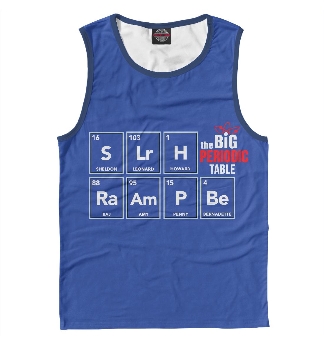 Купить The Big Bang Theory, Printbar, Майки, TEO-126983-may-2