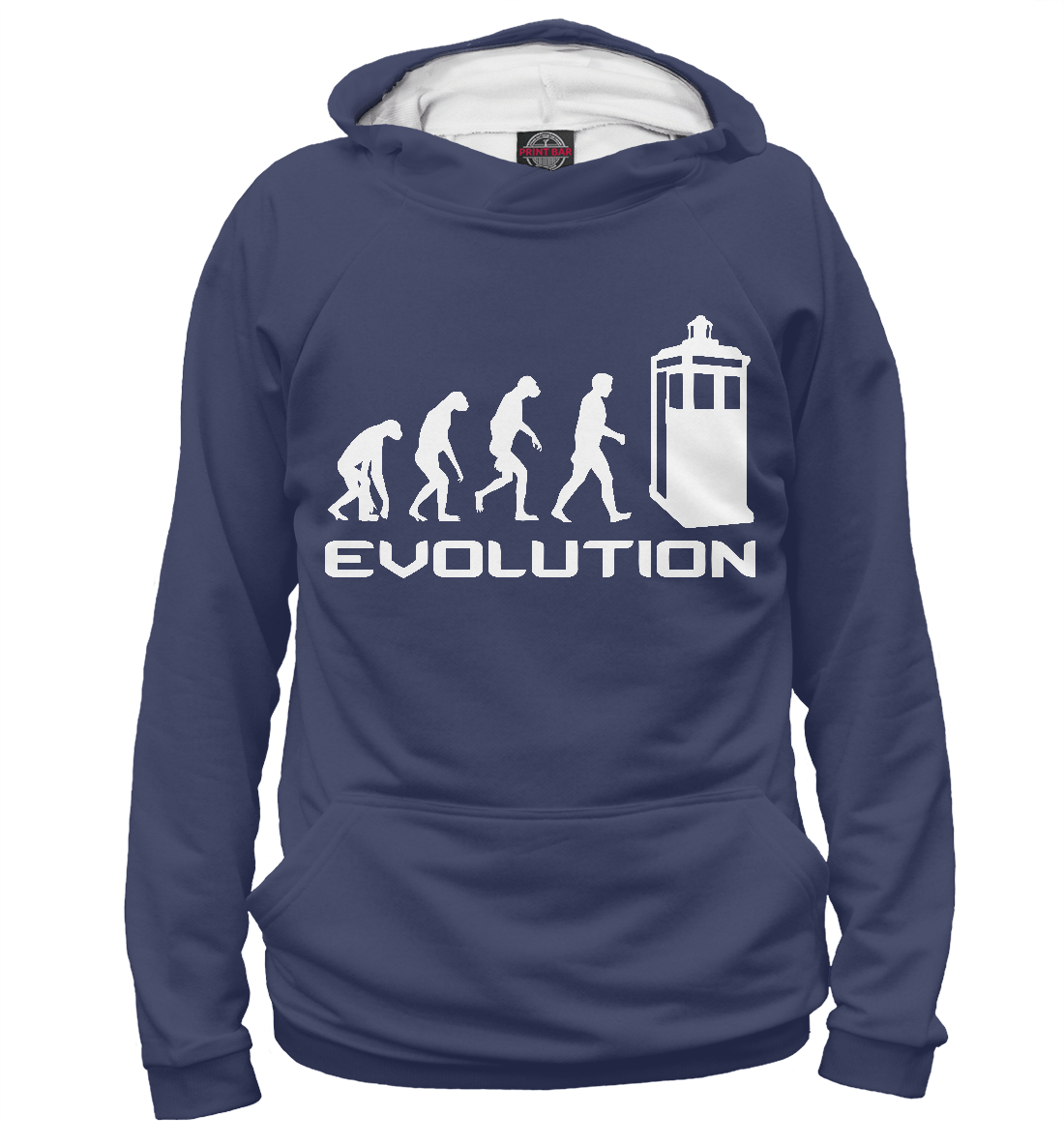 Купить Doctor Who Evolution, Printbar, Худи, DOK-437774-hud-2