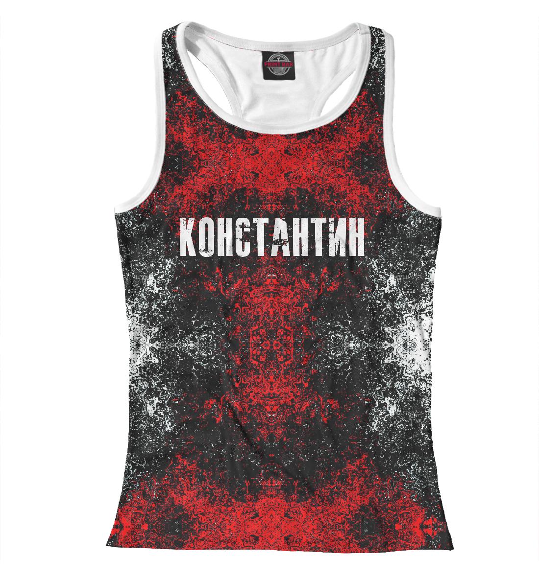 Купить Константин, Printbar, Майки борцовки, KST-707947-mayb-1