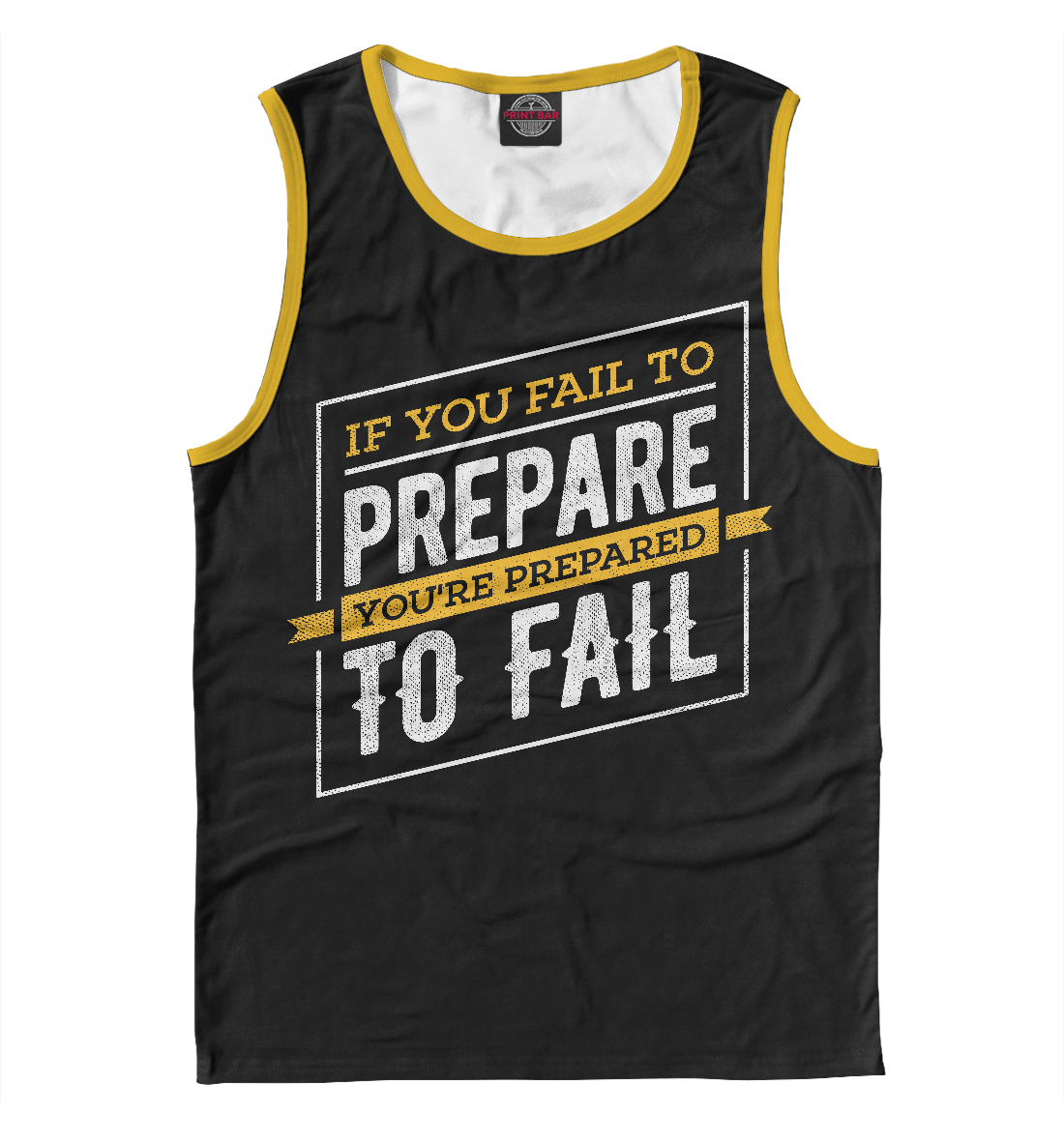 If you fail to prepare you're prepared to fail quick m love may fail