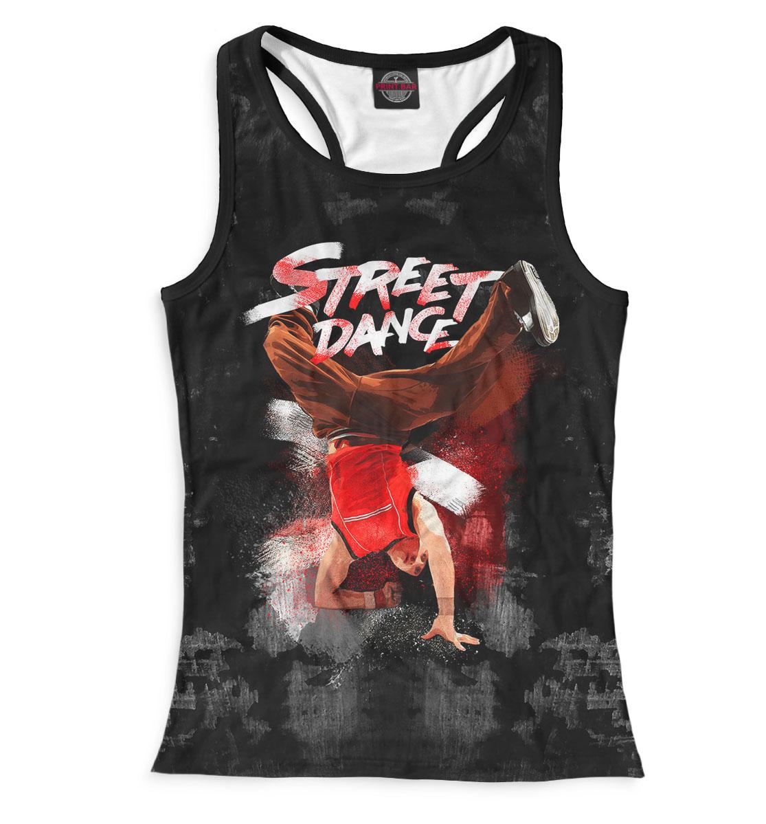 Купить Street Dance, Printbar, Майки борцовки, DNC-715138-mayb-1