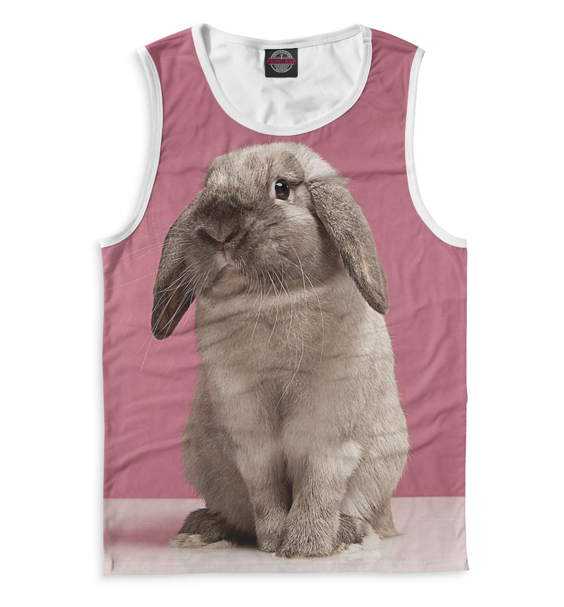 Купить Кролики, Printbar, Майки, RAB-748287-may-2