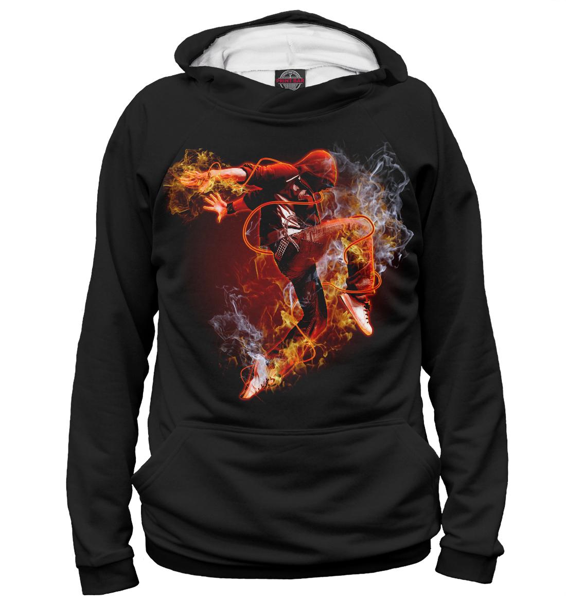 Огненный танец, Printbar, Худи, DNC-271917-hud-1  - купить со скидкой