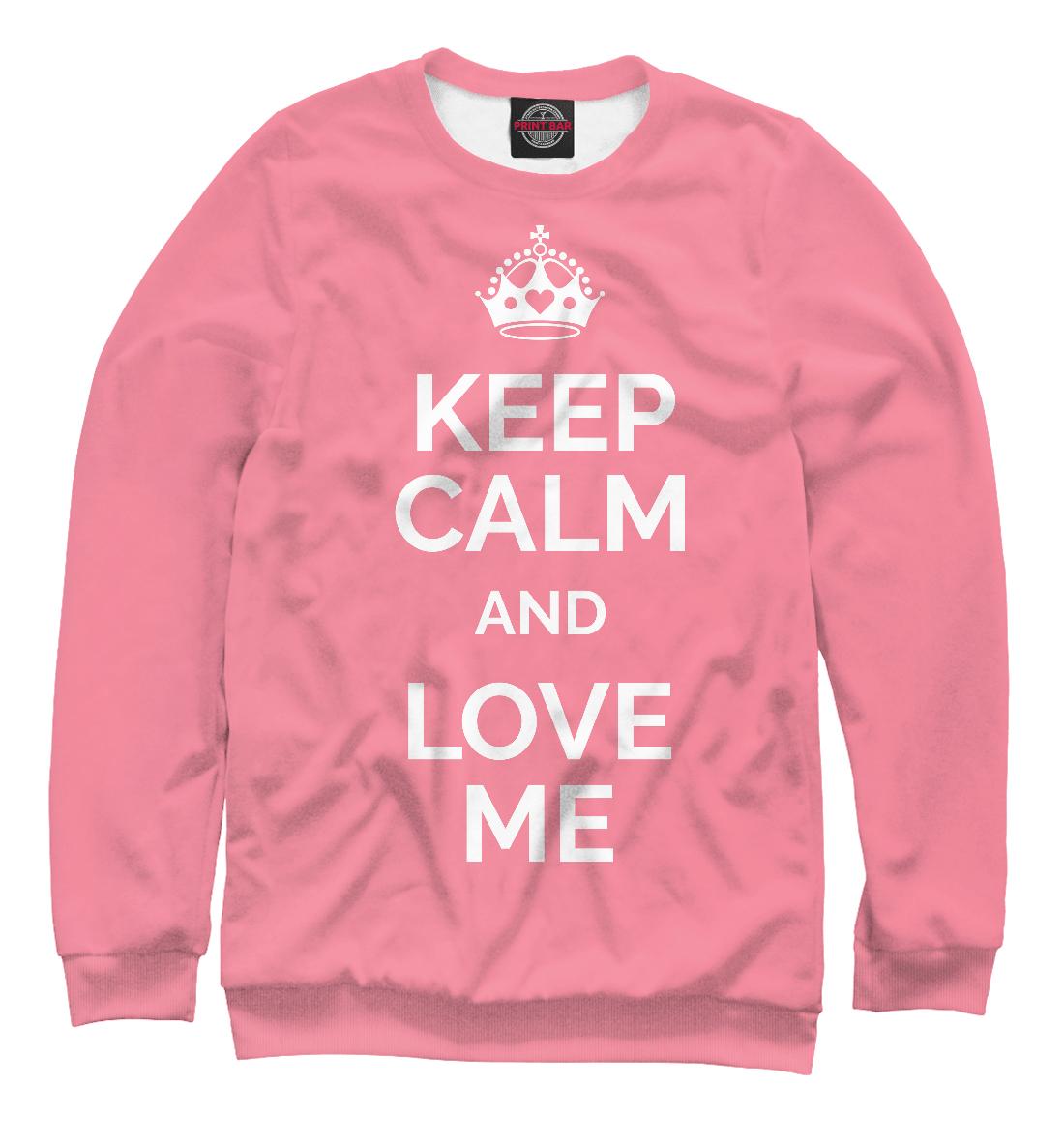 Фото - Keep calm and love me keep calm and kiss me