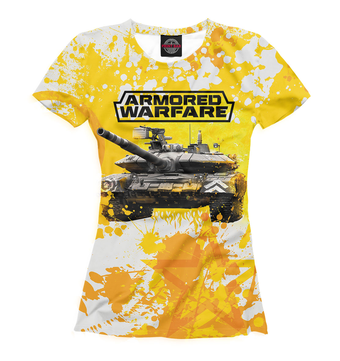 Купить Armored Warfare, Printbar, Футболки, ARW-821363-fut-1