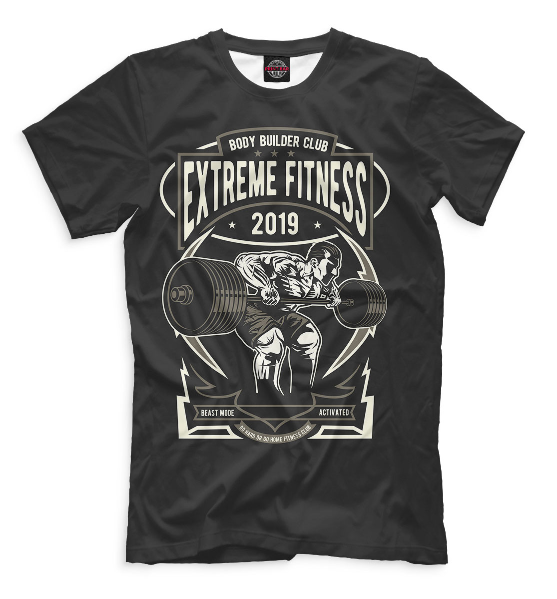 Body Builder Club Extreme Fitness 2019