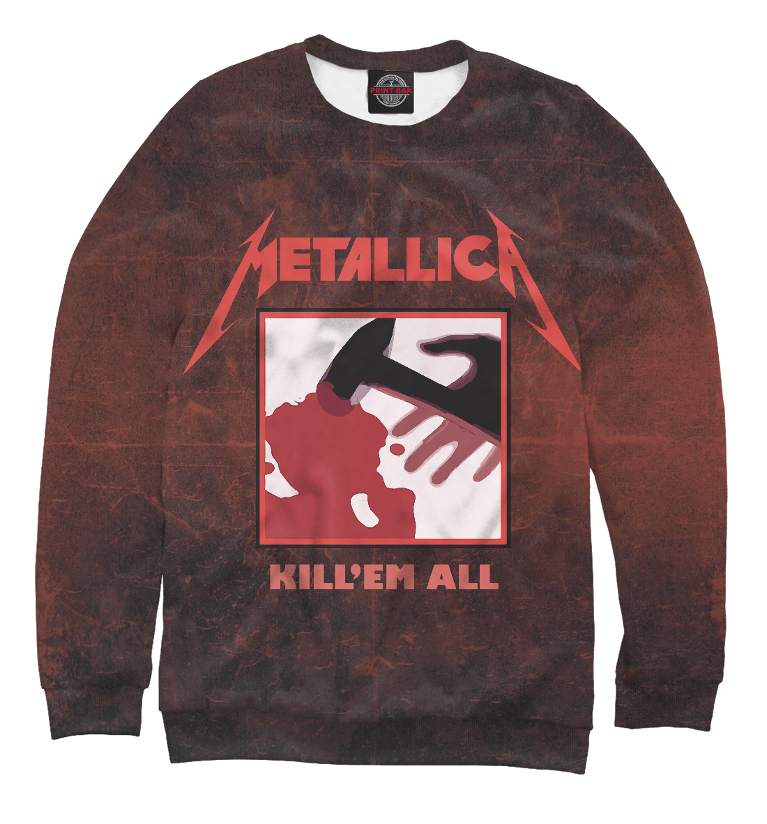 Metallica - Kill Em All metallica metallica kill em all