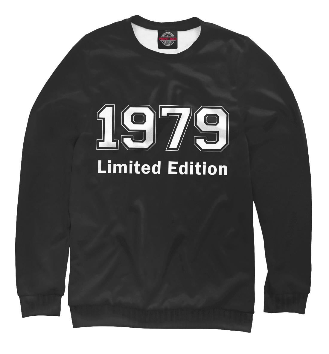 Купить 1979 Limited Edition, Printbar, Свитшоты, DSD-252270-swi-2
