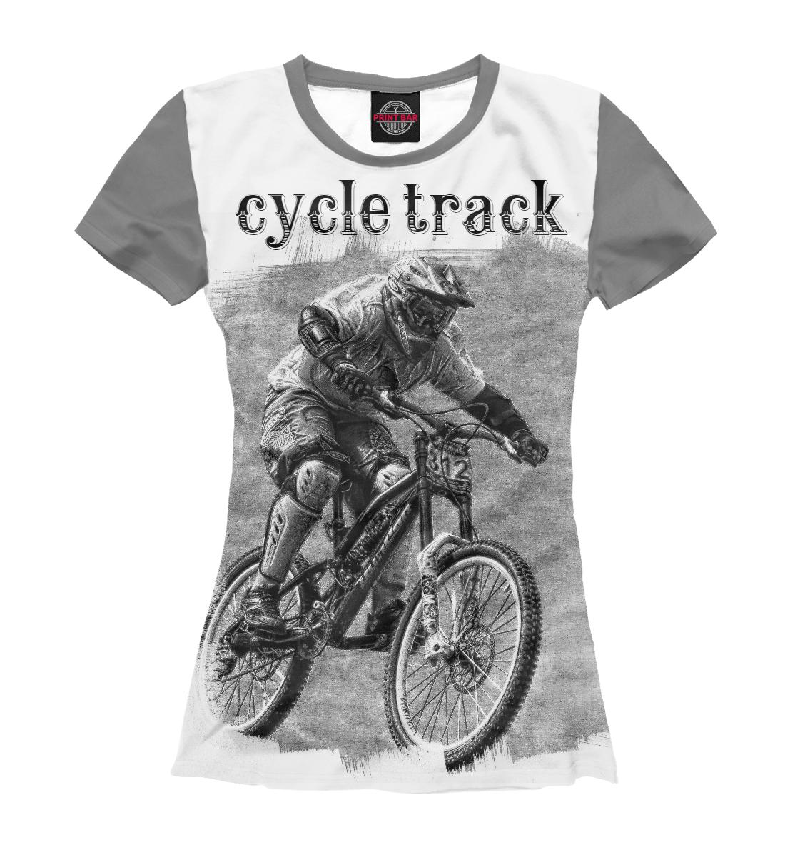 Велосипедист, Printbar, Футболки, BCL-588589-fut-1  - купить со скидкой