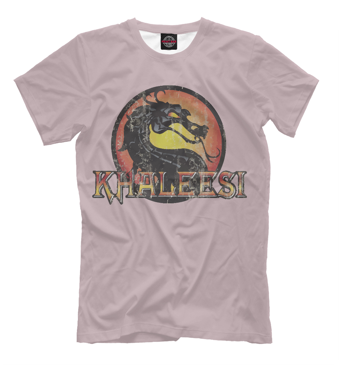 Купить Khaleesi - Mortal Kombat, Printbar, Футболки, IGR-543081-fut-2