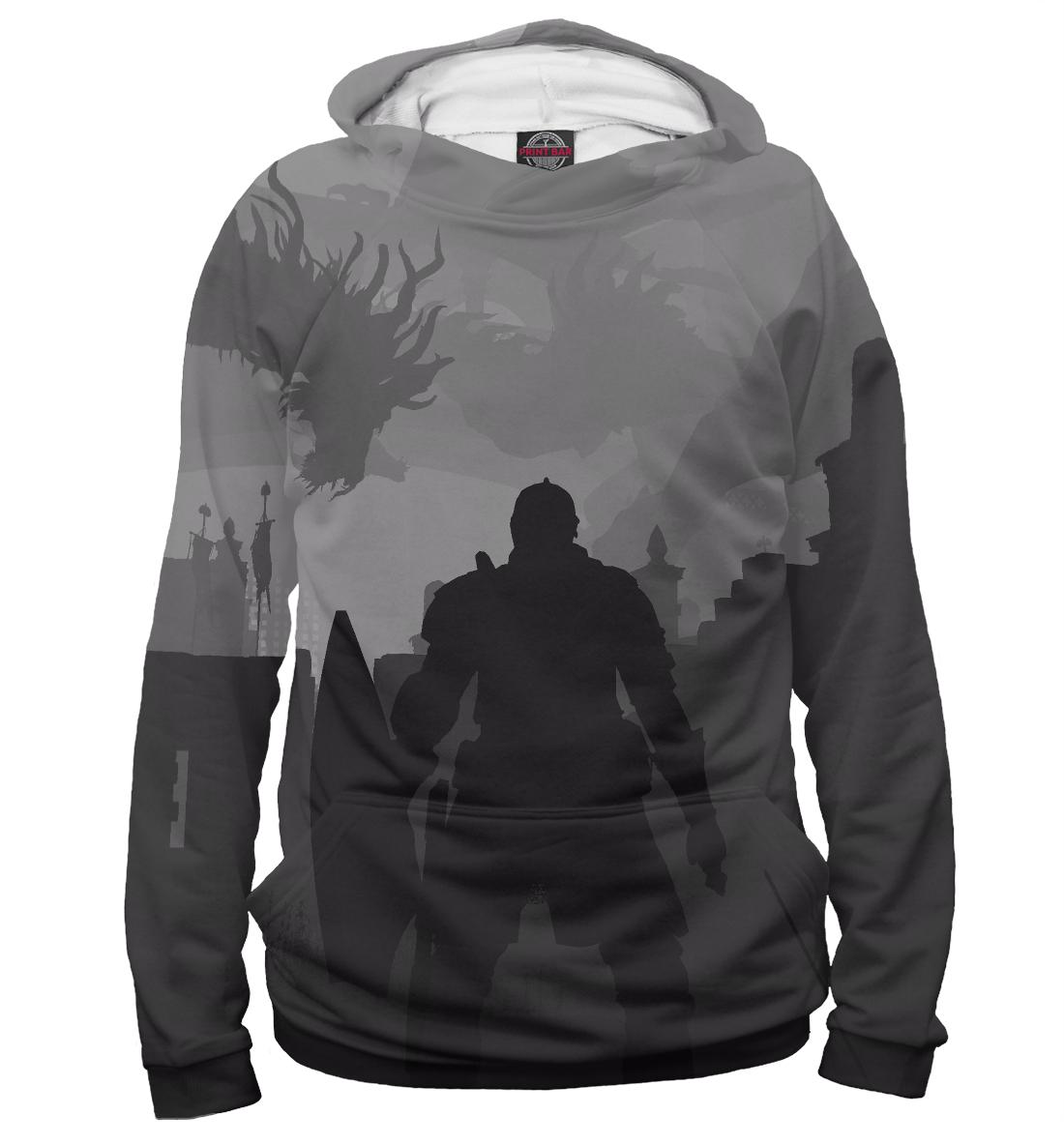 Купить Dark Souls, Printbar, Худи, DKS-693492-hud-2