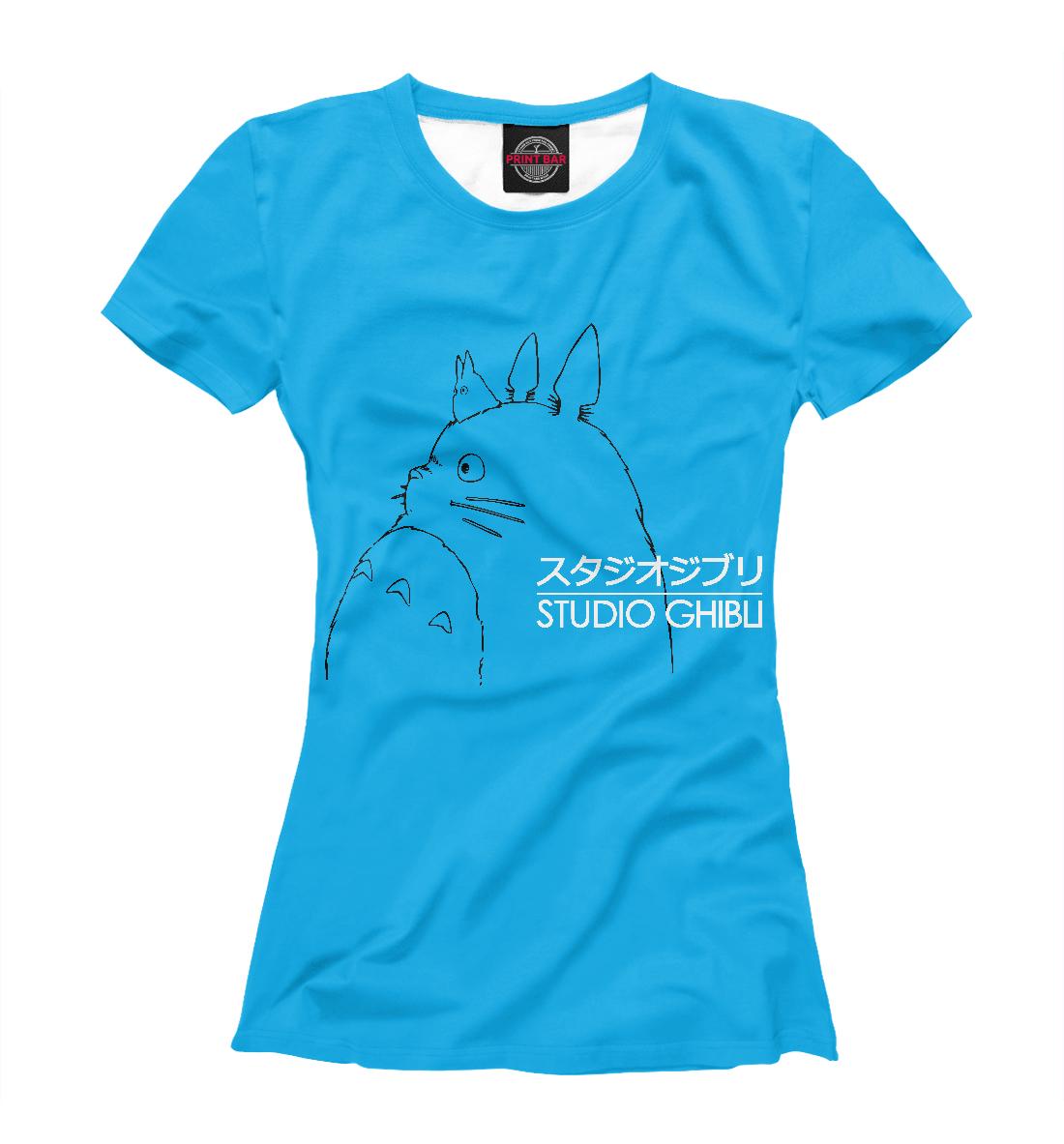Купить Studio Ghibli, Printbar, Футболки, SGH-613802-fut-1