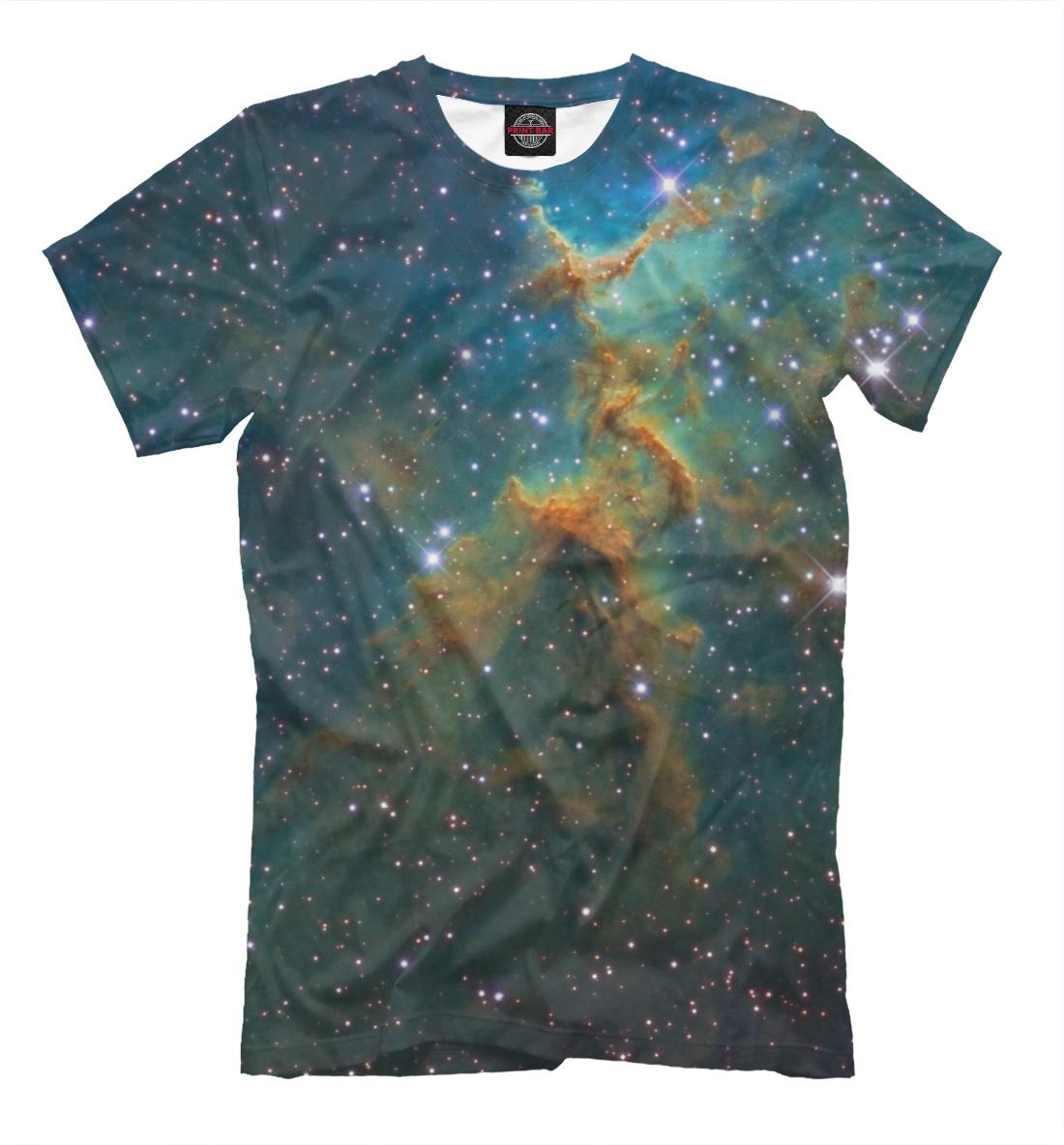 Купить Космос, ты просто космос, Printbar, Футболки, SPA-624746-fut-2