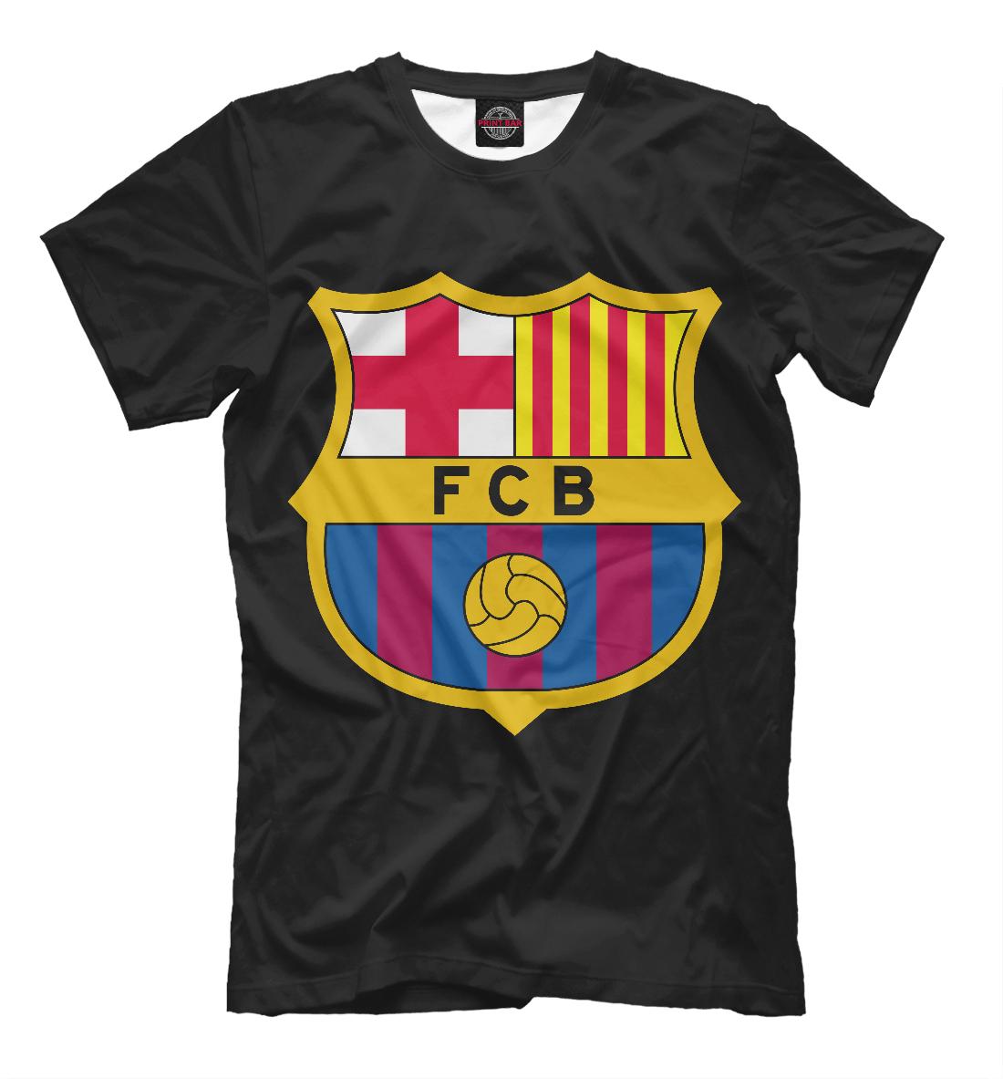 Купить Барселона, Printbar, Футболки, BAR-694351-fut-2