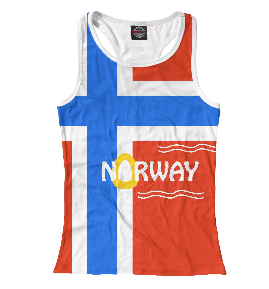 Купить Норвегия, Printbar, Майки борцовки, CTS-292150-mayb-1