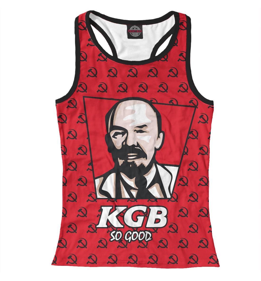 Купить KGB So Good, Printbar, Майки борцовки, SSS-736766-mayb-1