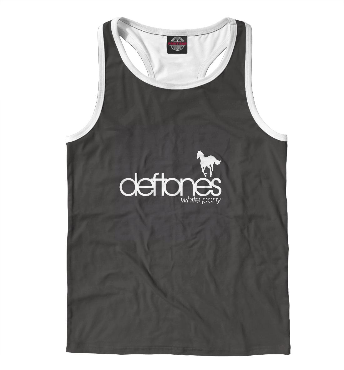 Купить Deftones, Printbar, Майки борцовки, DFT-784702-mayb-2