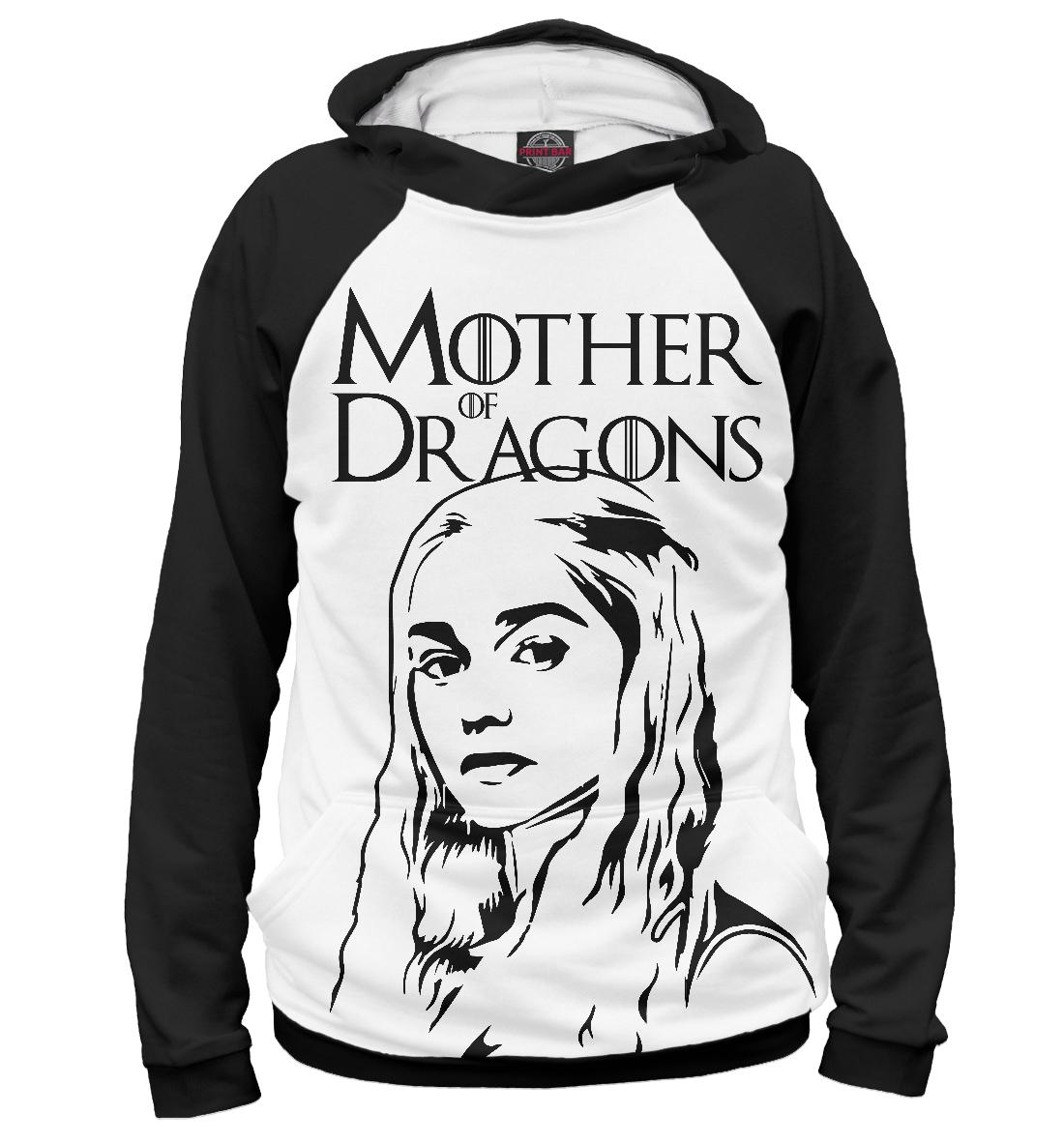 Купить Дейнерис - Мать Драконов, Printbar, Худи, IGR-673167-hud-2
