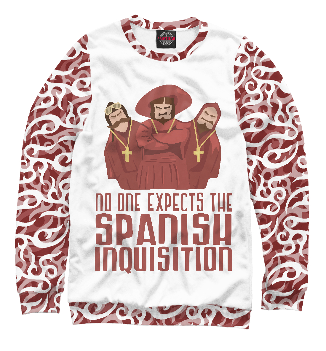 spanish No one expects the Spanish inquisition