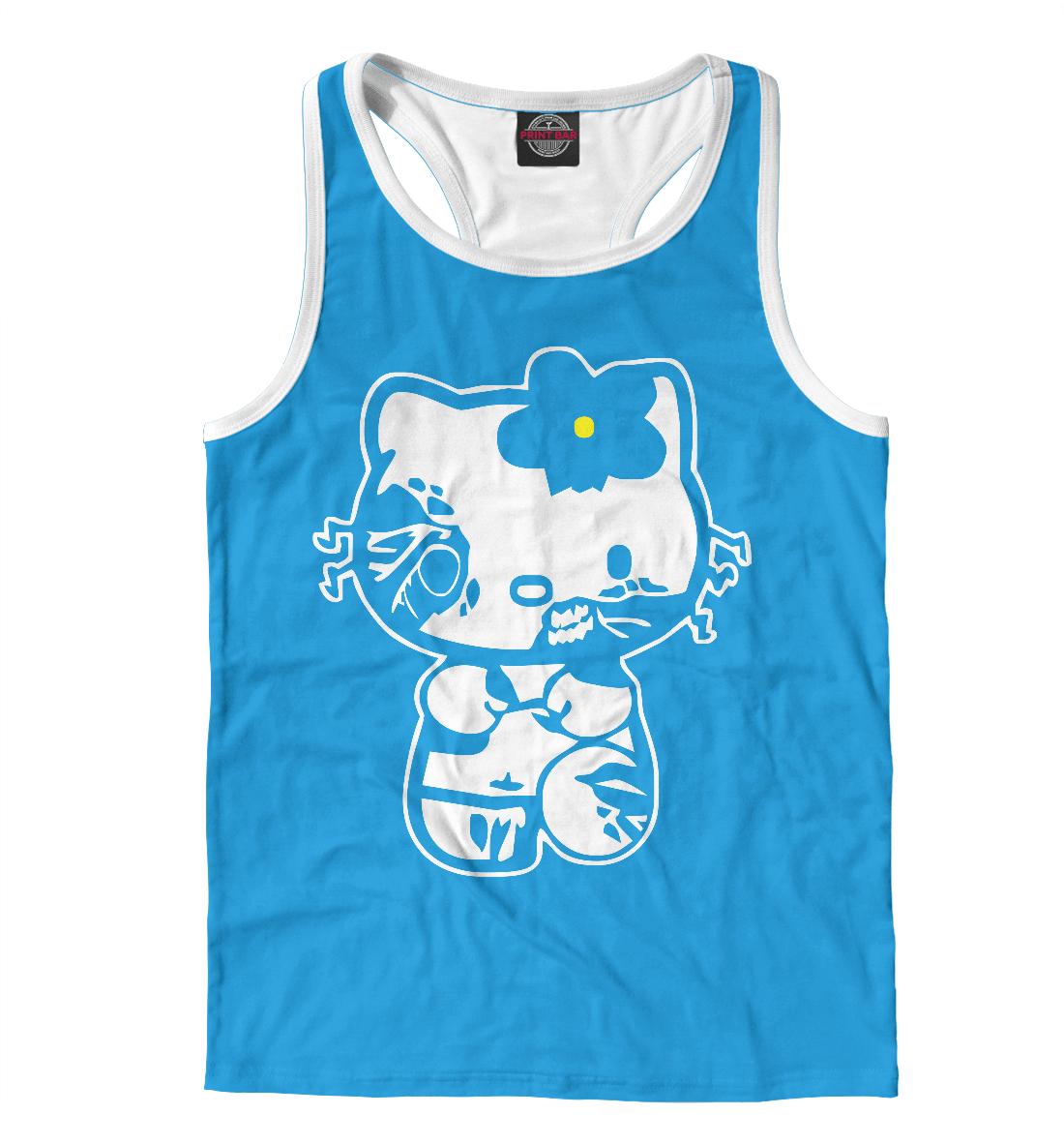 Купить Zombie Kitty, Printbar, Майки борцовки, APD-986140-mayb-2
