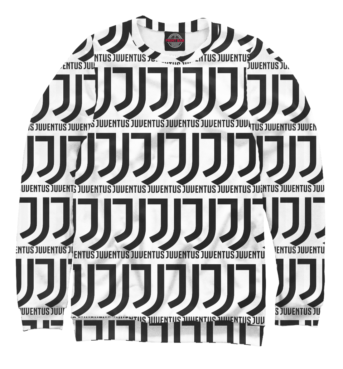 Купить Juventus, Printbar, Свитшоты, JUV-665582-swi-1