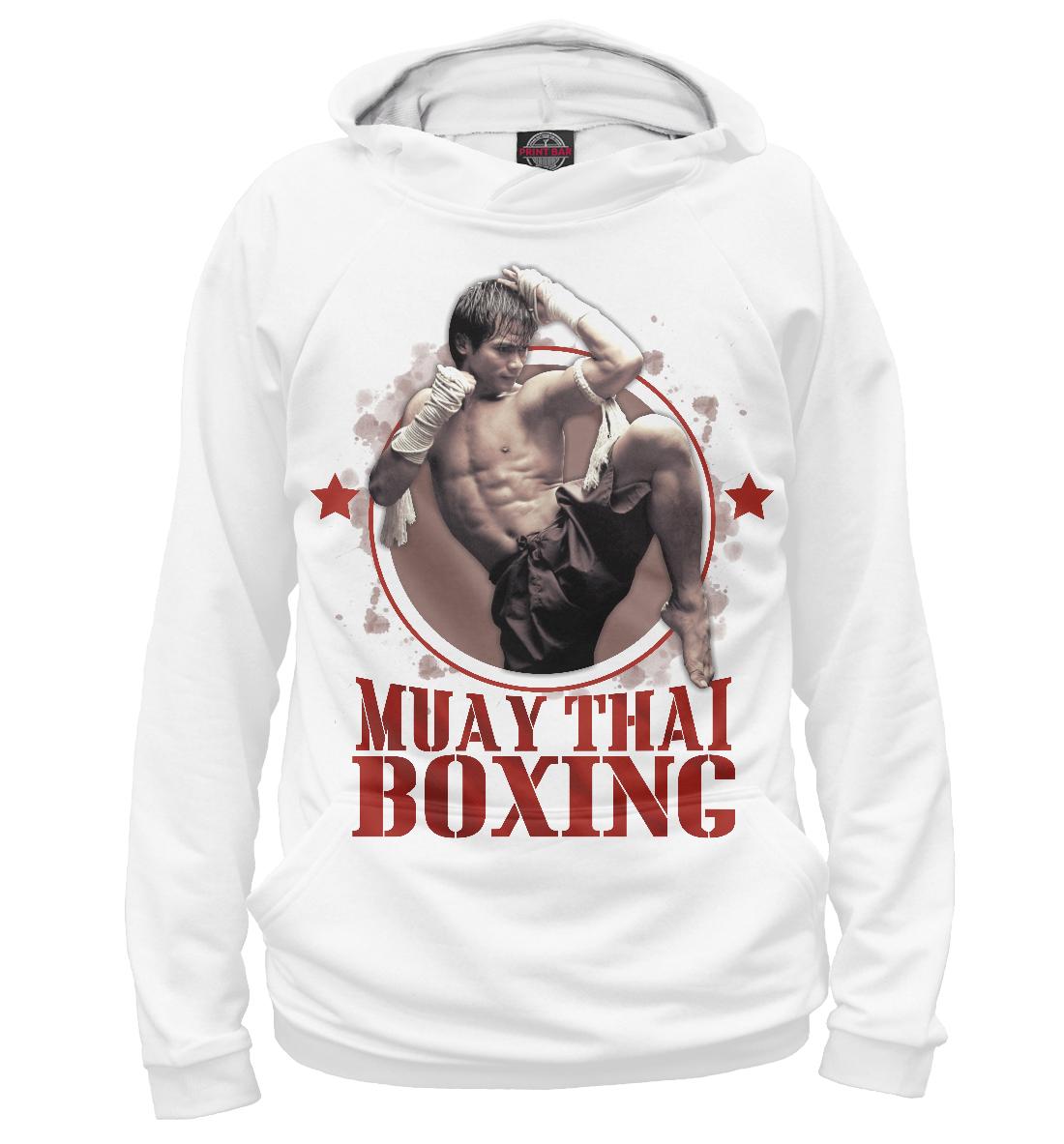 Купить Muay Thai Boxing, Printbar, Худи, MTH-371190-hud-2