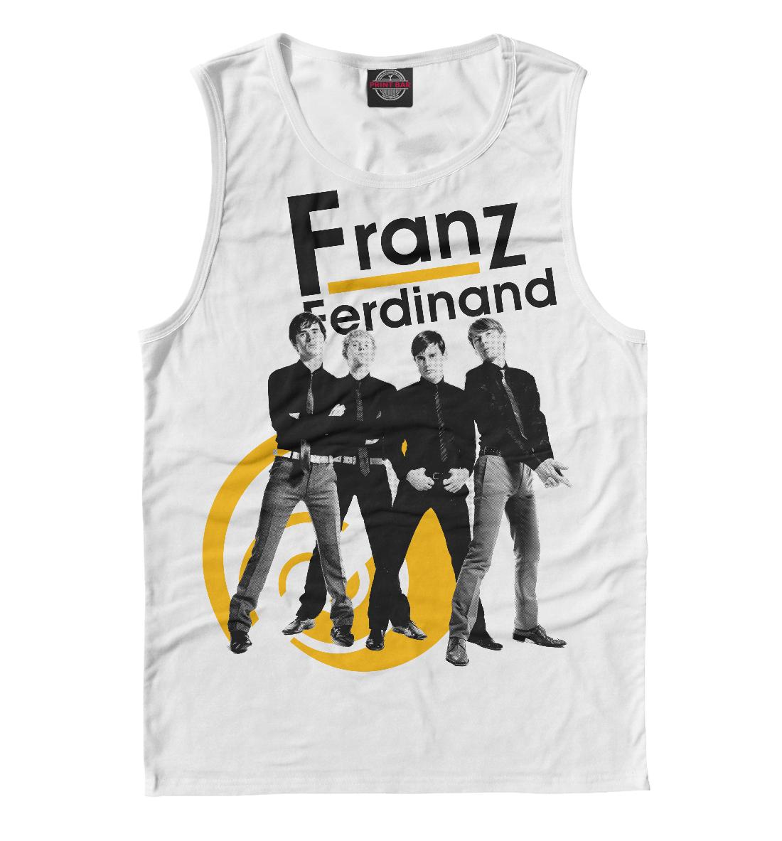 Купить Franz Ferdinand, Printbar, Майки, MZK-435725-may-2