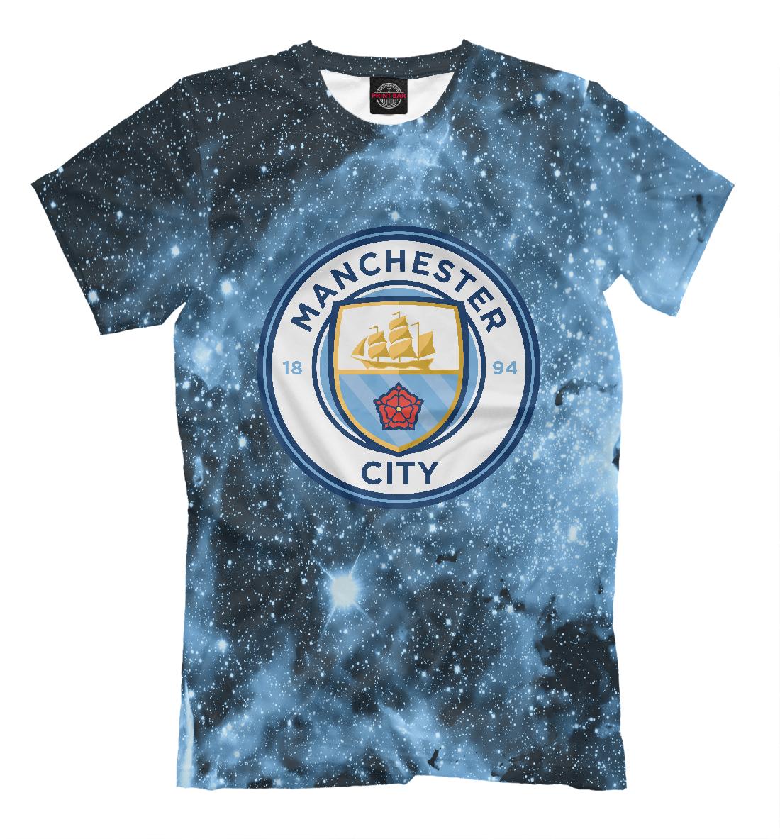 Купить Manchester City Cosmos, Printbar, Футболки, MNC-101278-fut-2