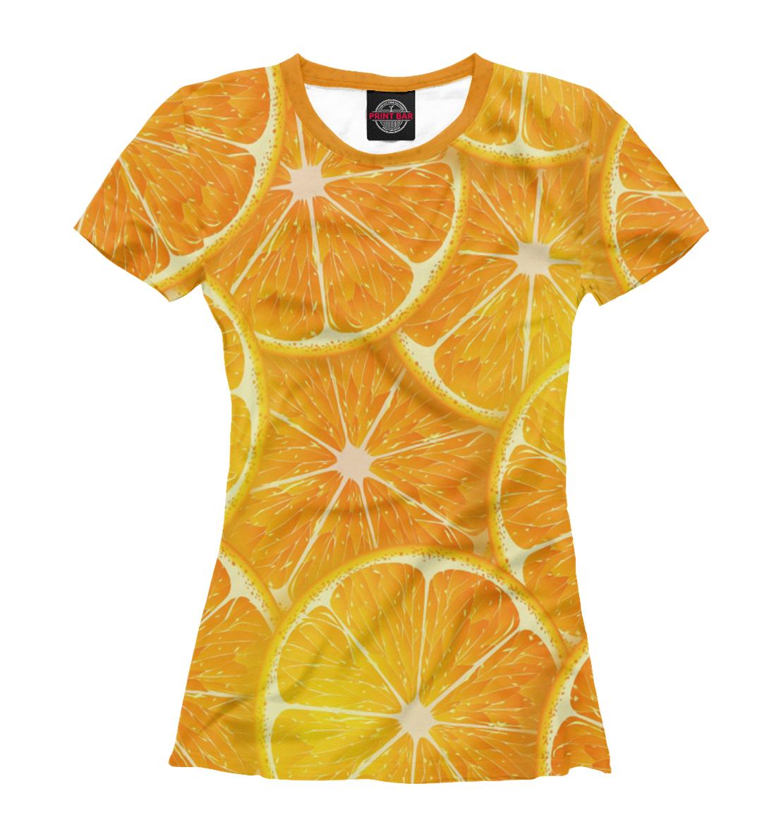 Купить Апельсины, Printbar, Футболки, EDA-704257-fut-1