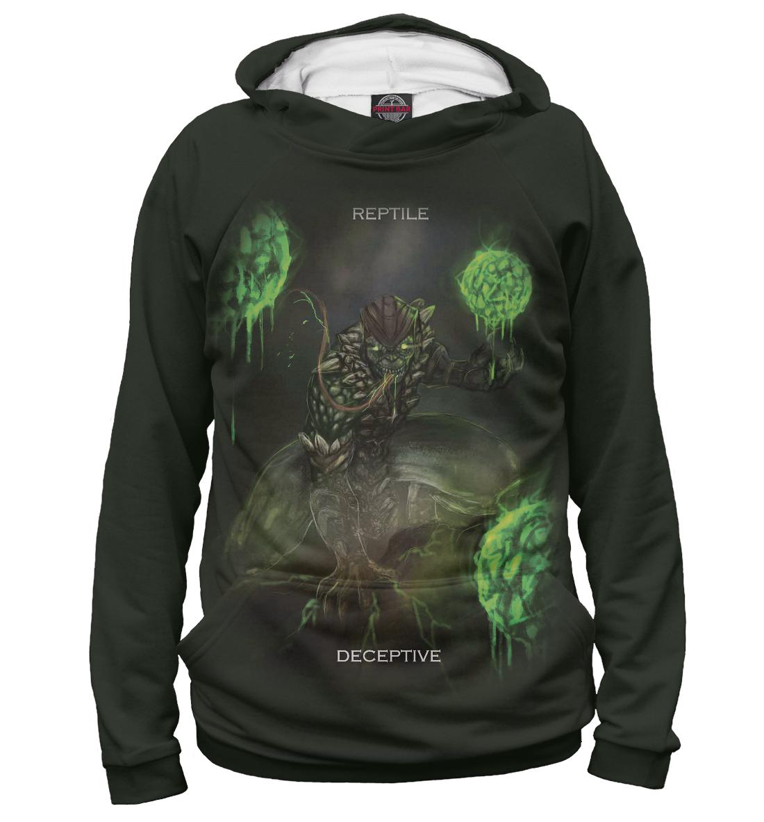 Купить Reptile, Printbar, Худи, MKB-568847-hud-2