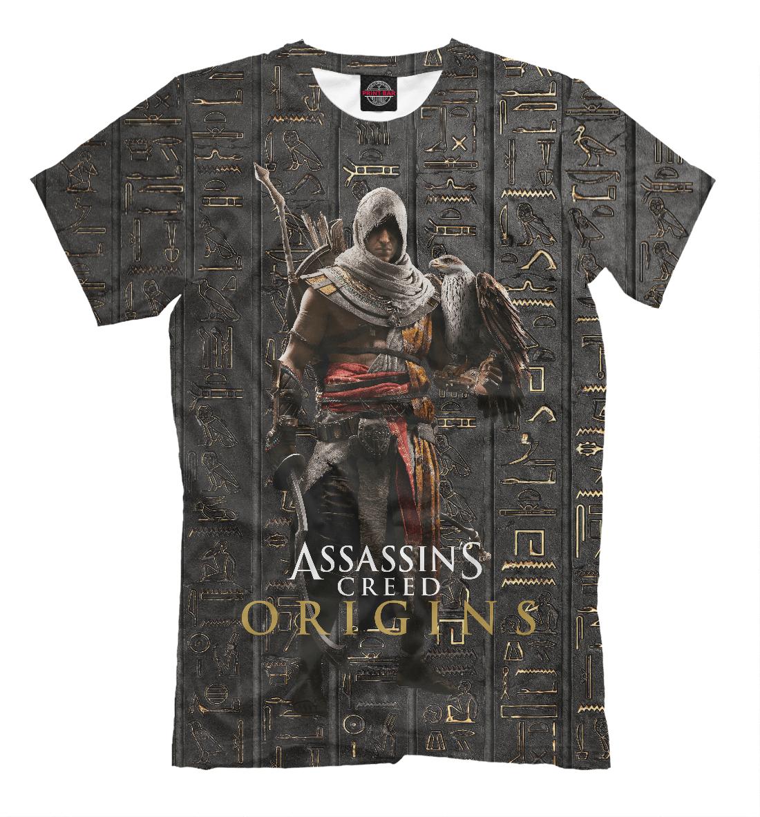 Купить Assassin's Creed Origins, Printbar, Футболки, ANC-943257-fut-2