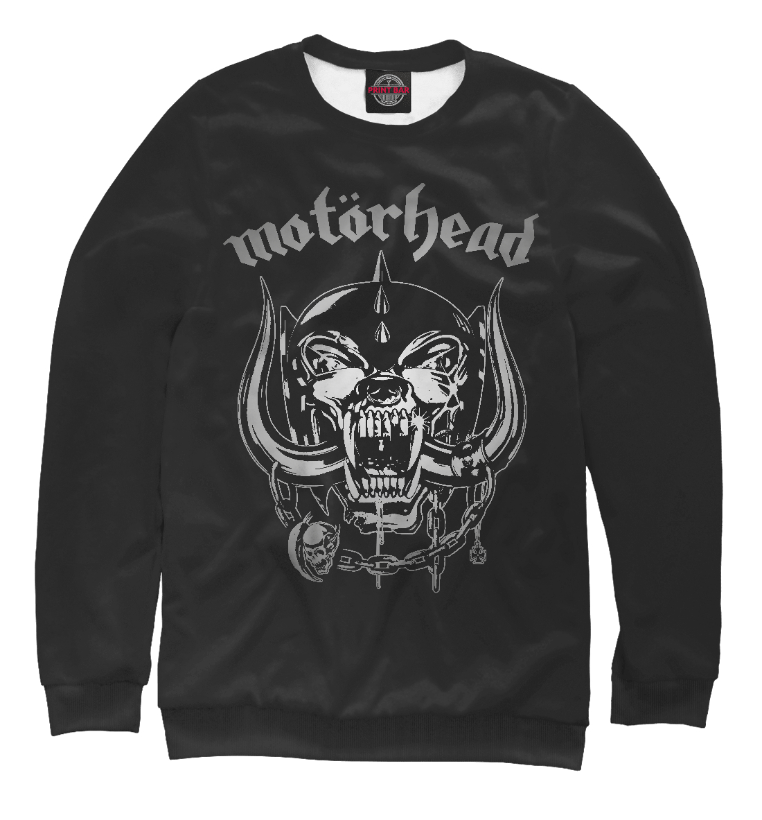 Купить Motorhead, Printbar, Свитшоты, MOT-685592-swi-1
