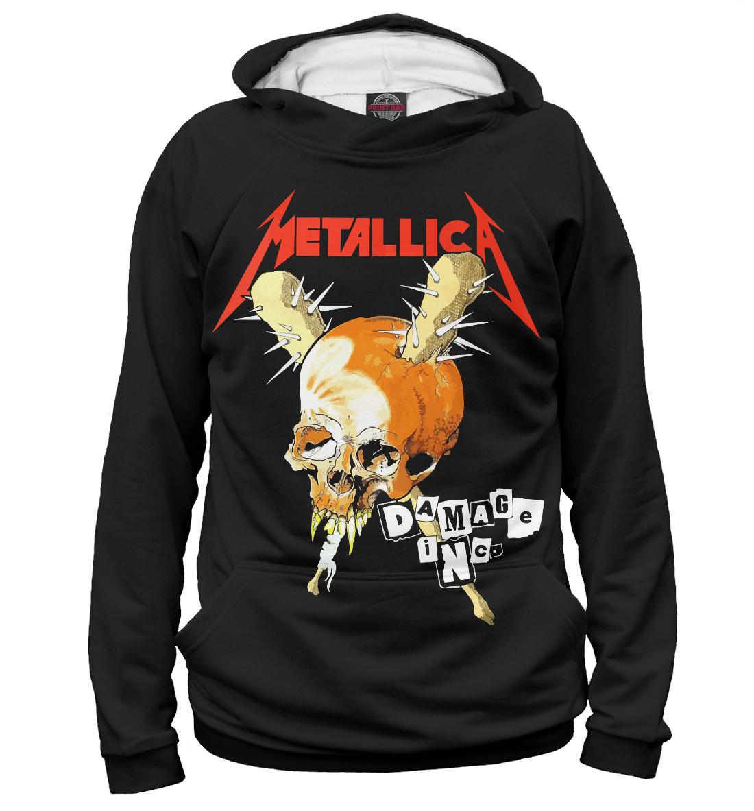 Купить Metallica, Printbar, Худи, MET-454397-hud-2