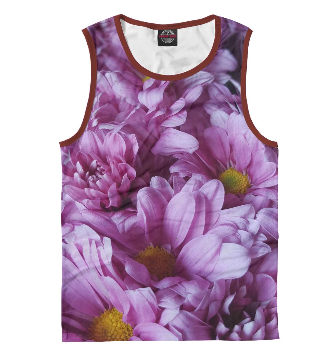 Сиреневый букет цветов юбка карандаш укороченная printio букет цветов