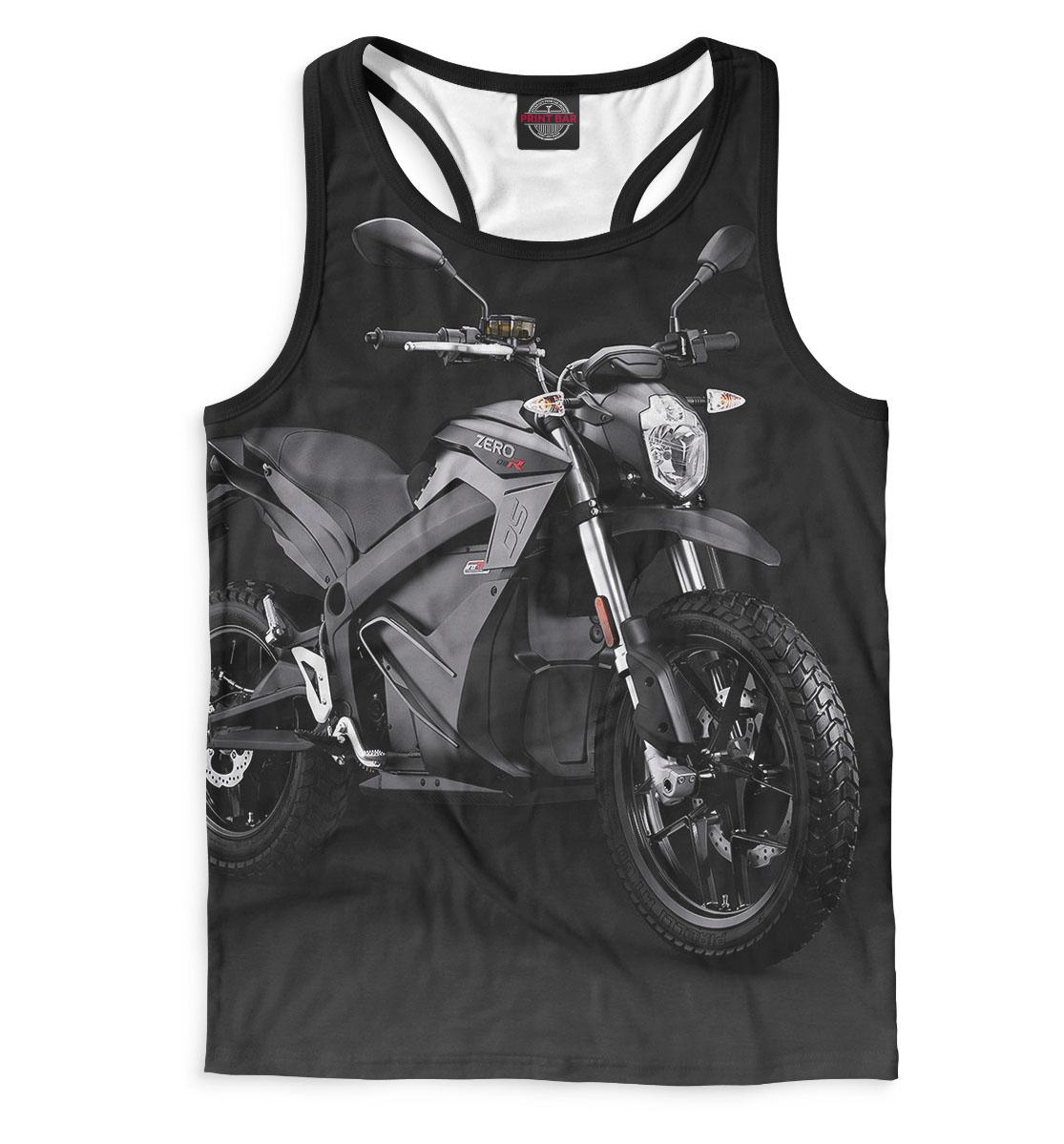 Купить Мотоцикл, Printbar, Майки борцовки, MTR-442599-mayb-2