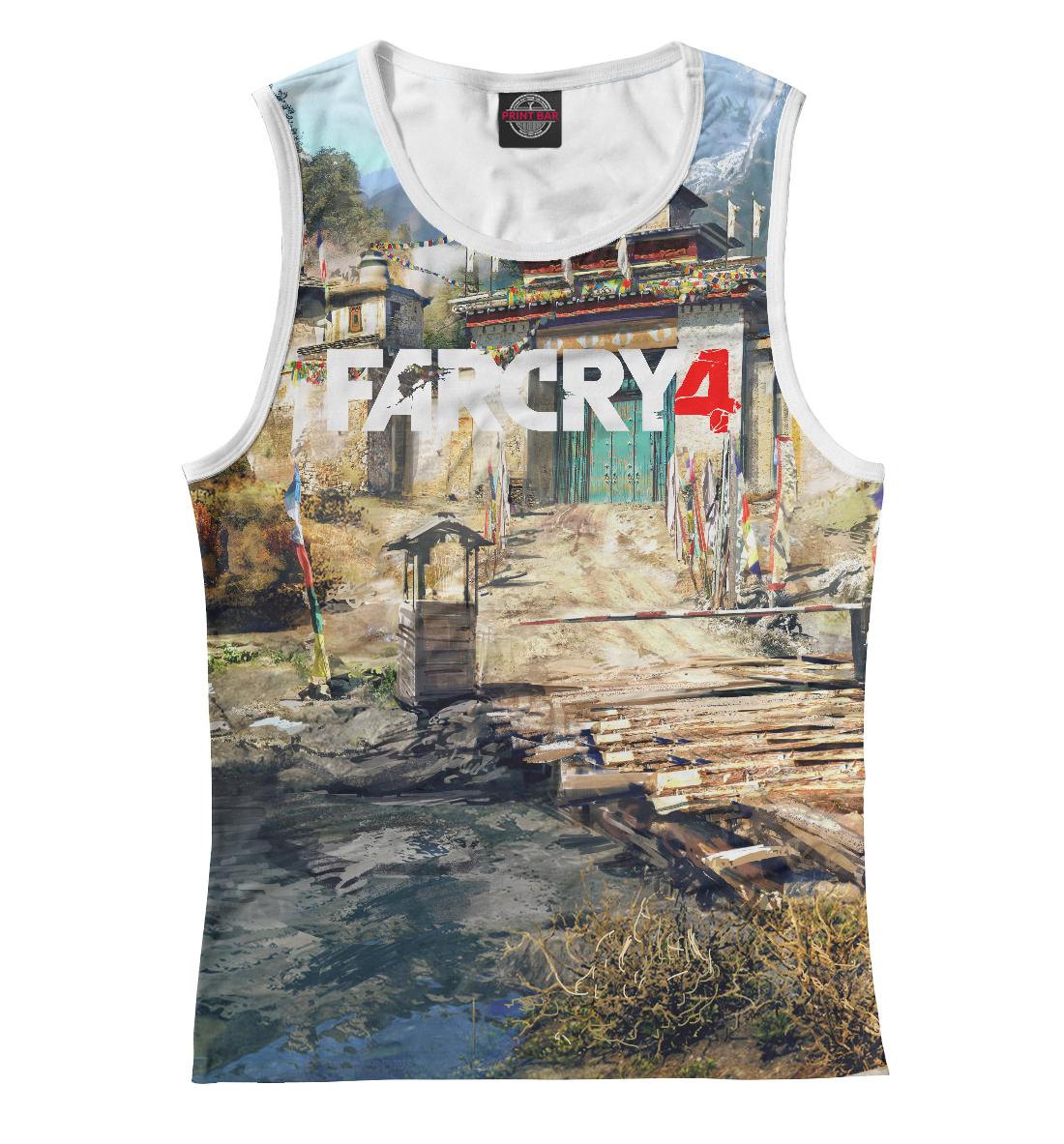 блокнот printio farcry4 FARCRY4