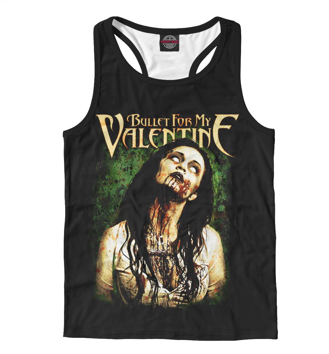 Купить Bullet for My Valentine, Printbar, Майки борцовки, BMV-291345-mayb-2