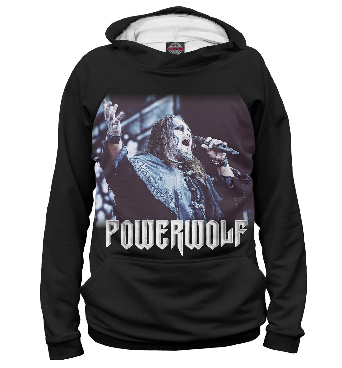 Купить Powerwolf - Attila Dorn, Printbar, Худи, PWF-453531-hud-2