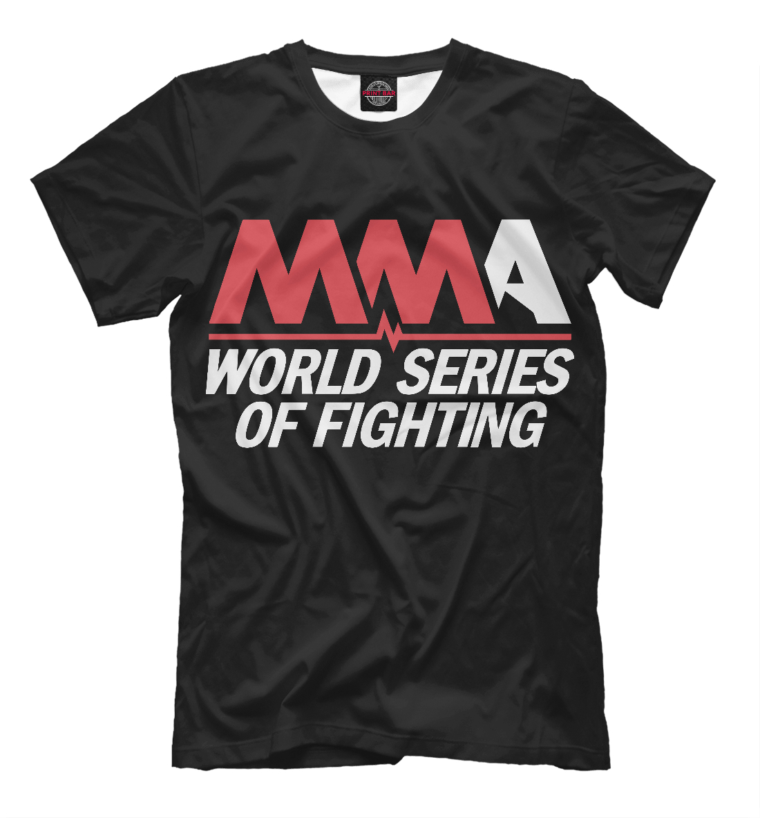 Купить MMA World Series Of Fighting, Printbar, Футболки, MNU-541183-fut-2