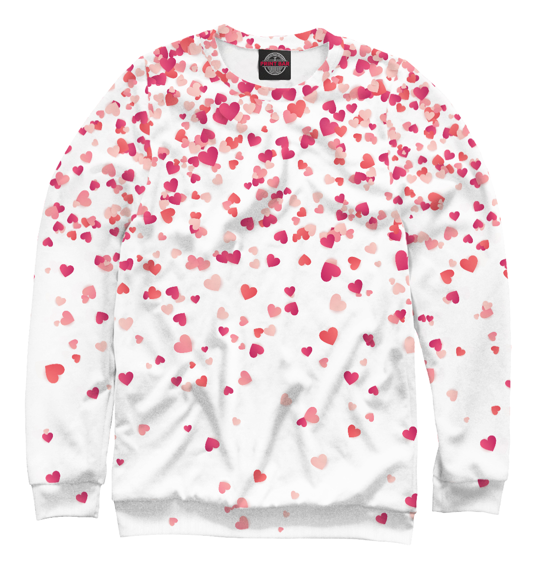 Купить Дождик для влюбленных, Printbar, Свитшоты, SRD-900870-swi-1