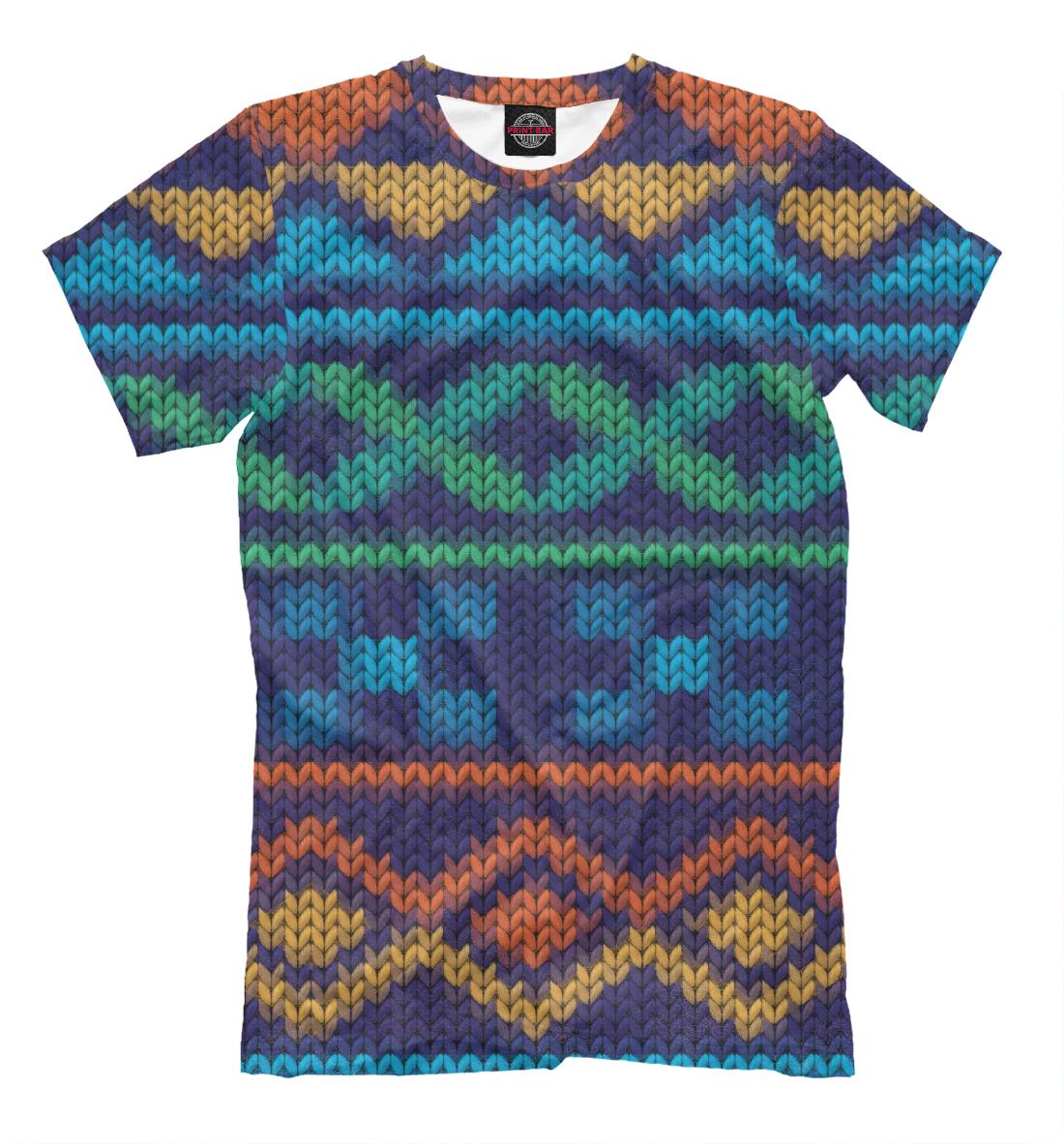 Купить Зимний свитер, Printbar, Футболки, NOV-780355-fut-2