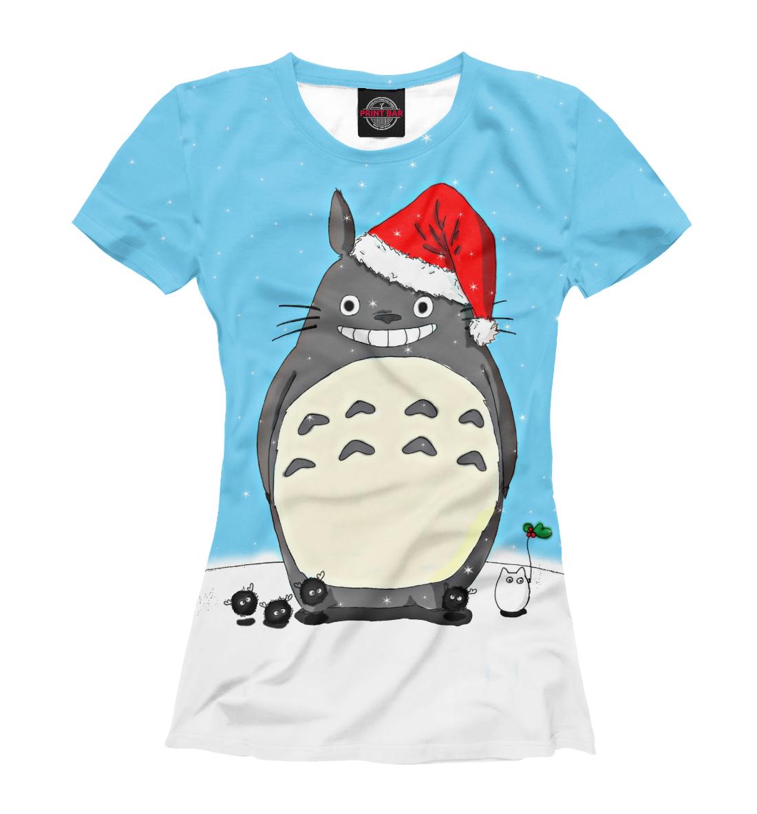 Купить Year Totoro, Printbar, Футболки, NOV-155956-fut-1
