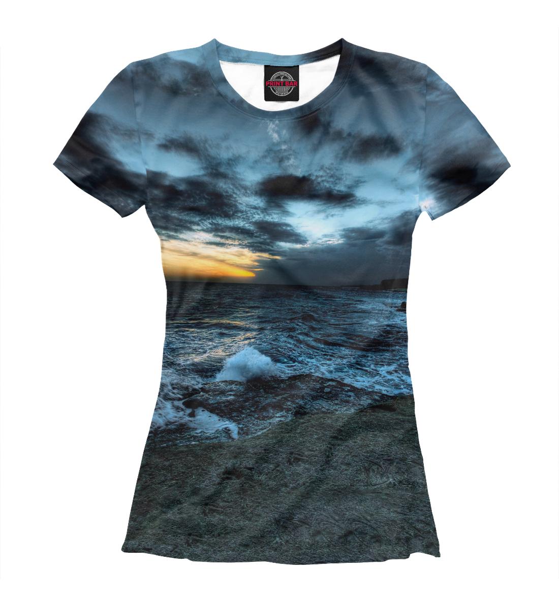 Купить Океан, Printbar, Футболки, PEY-732304-fut-1