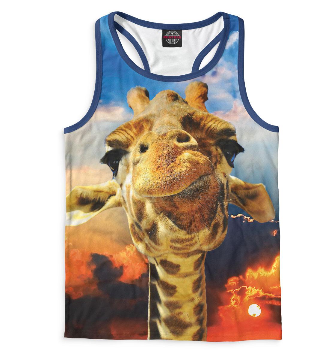 Купить Жираф, Printbar, Майки борцовки, GIR-382583-mayb-2