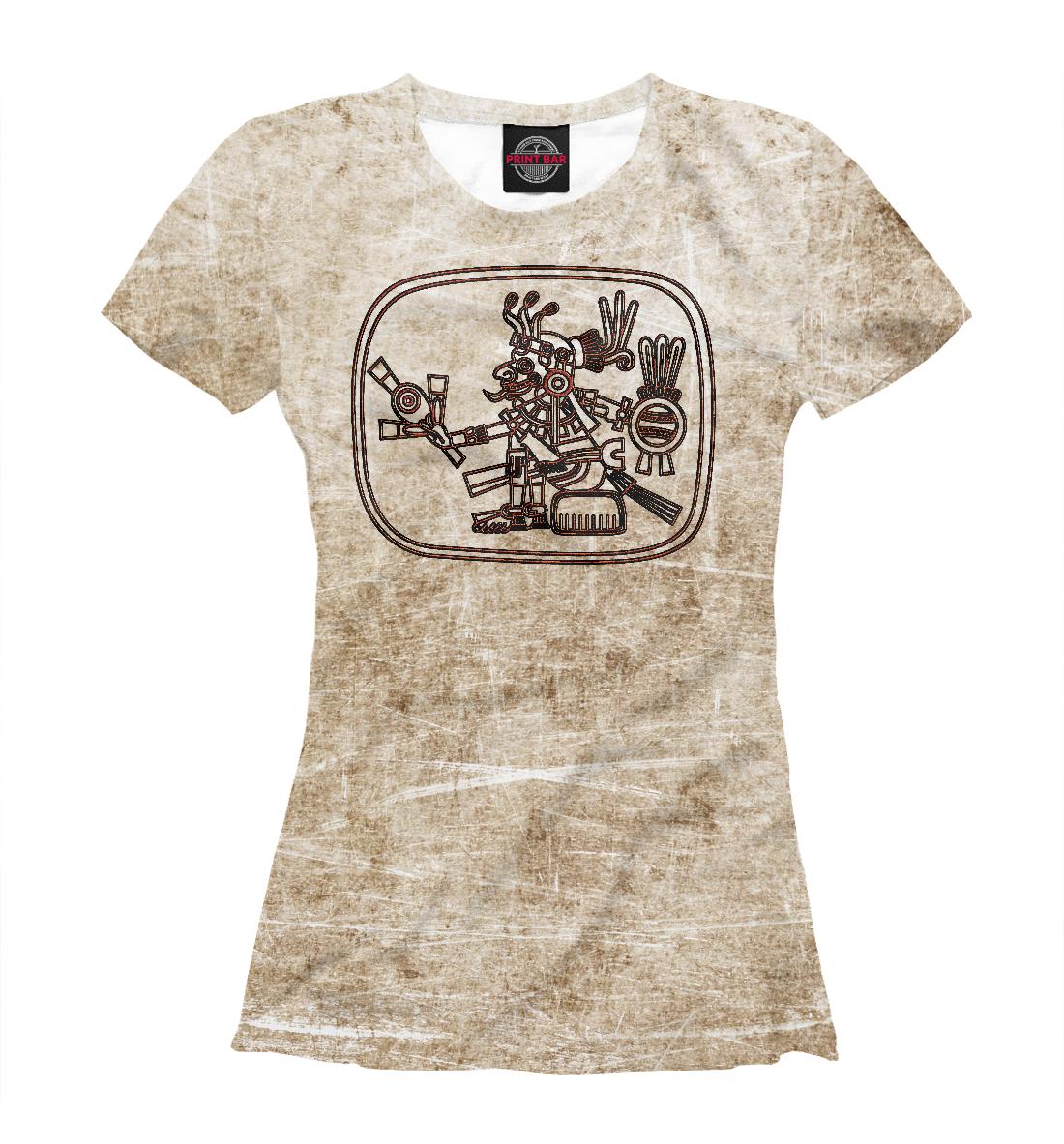 петроглиф майя