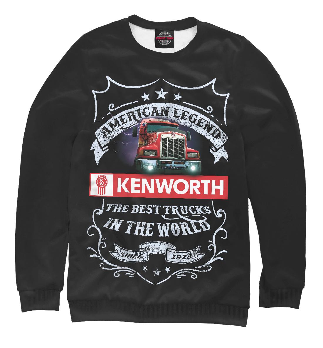 Купить KENWORTH - Американская легенда, Printbar, Свитшоты, GRZ-899292-swi-1