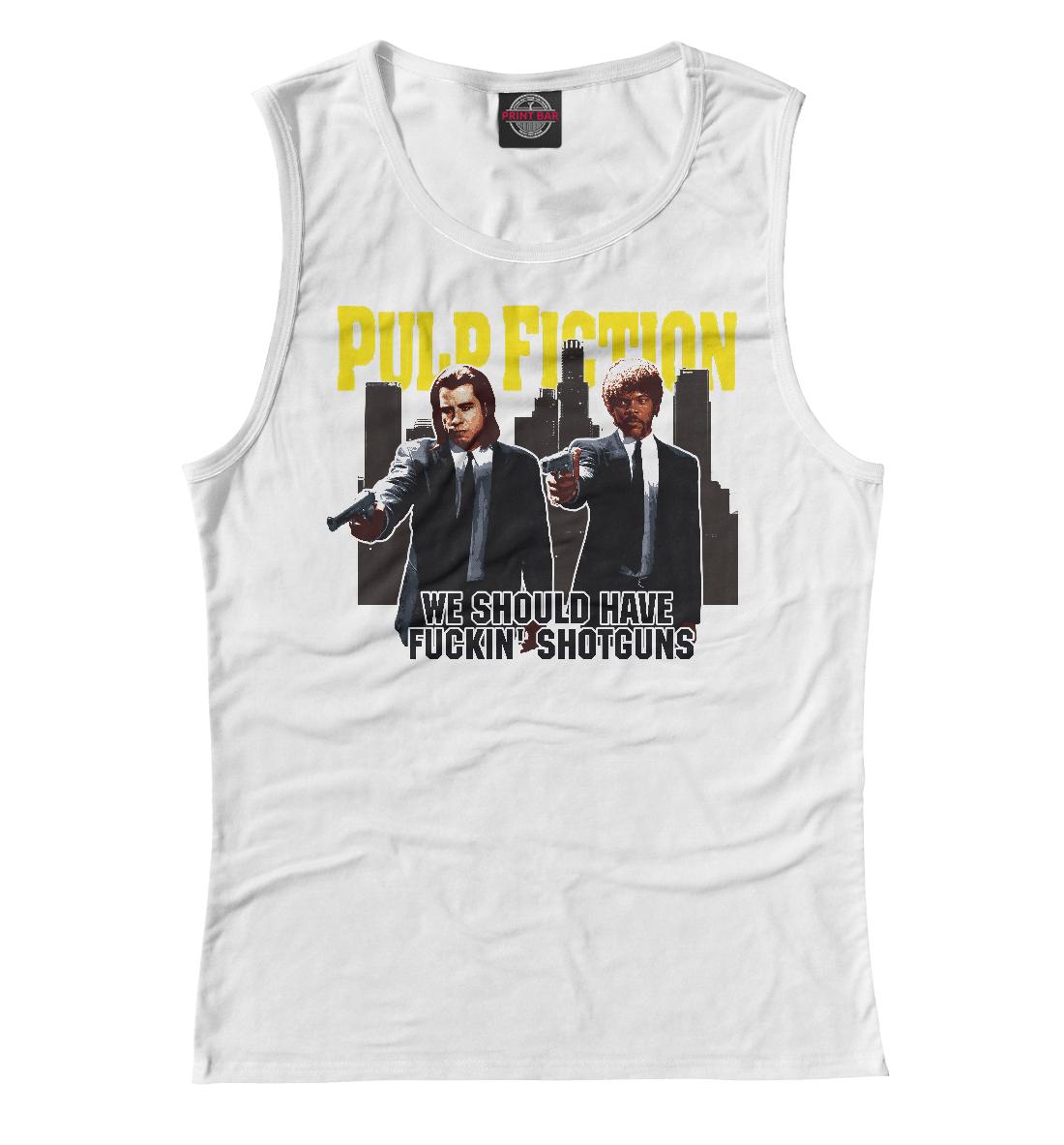 Купить Pulp Fiction (криминально чтиво), Printbar, Майки, KML-457093-may-1