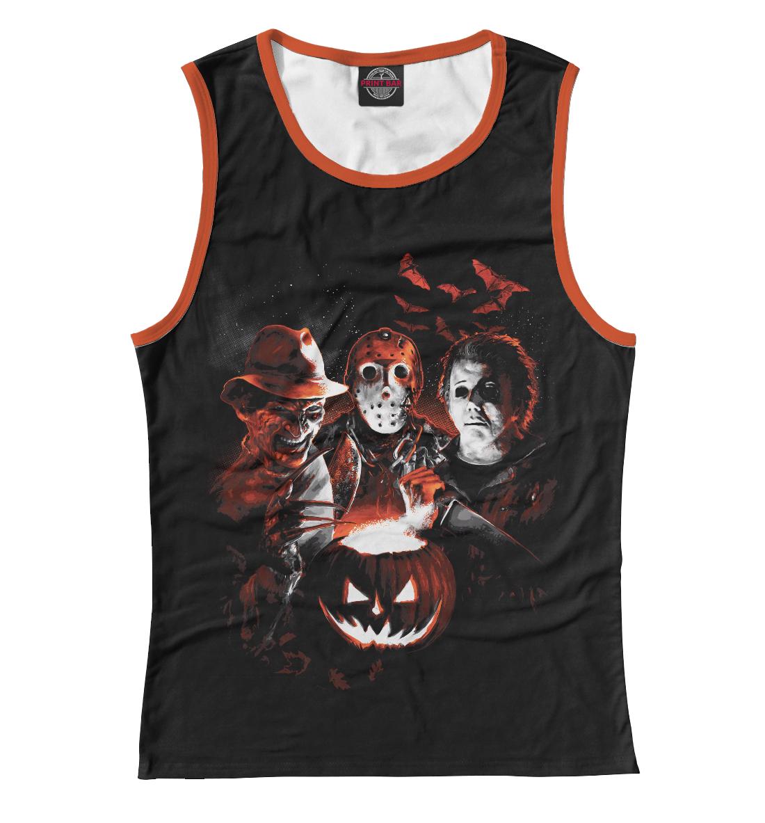 Купить Halloween Horror Team, Printbar, Майки, HOR-516046-may-1