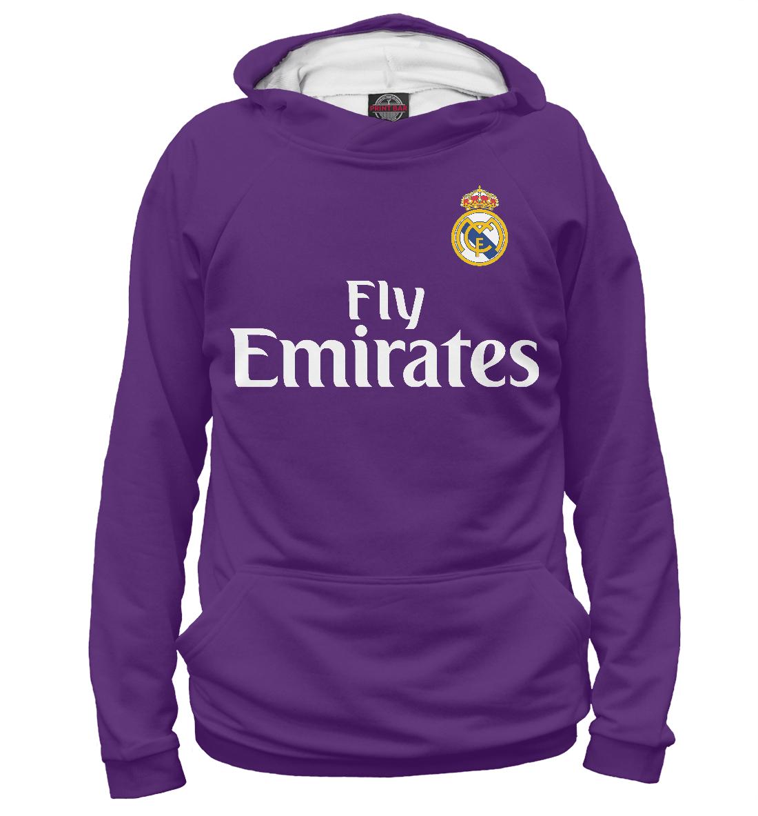 Купить Real Madrid, Printbar, Худи, REA-450144-hud-2